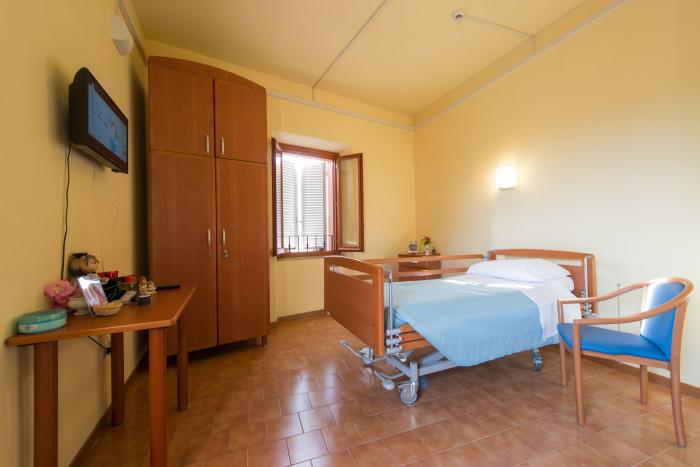 camera residenza anziani