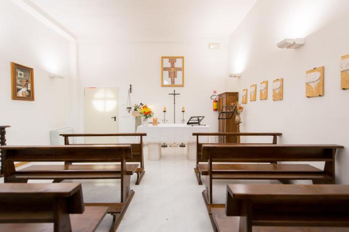 chiesa casa anziani